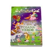 Biblioteca povestilor magice. Povesti din poiana verde, ediatia a II-a. Colectia bibliografie scolara recomandata