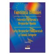 Constitutia romaniei - martie 2019