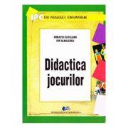 Didactica jocurilor - Ion Albulescu