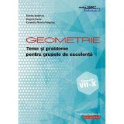 Geometrie. Clasele VII-X - Teme si probleme pentru grupele de excelenta