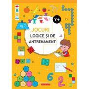 Jocuri logice și de antrenament (7 ani +)