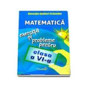 Matematica. Exercitii si probleme pentru clasa a VI-a - Hyperion