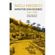 Amintiri din război - Nicu Negrici