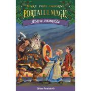 Atacul vikingilor - Portalul Magic nr. 15