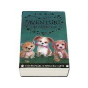 Aventuri cu catelusi. 3 intamplari, o singura carte