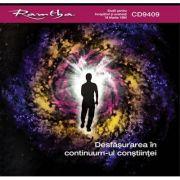 Desfasurarea in continuum-ul constiintei (2 CD-uri) pentru incepatori si avansati - 18. 03. 1994