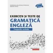 Exerciţii şi teste de gramatică engleză. Timpurile verbale