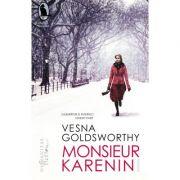 Monsieur Karenin - Vesna Goldsworthy