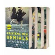 Tetralogia Napolitana Elena Ferrante (4 volume)