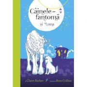 Câinele fantomă și Luna, volumul 3