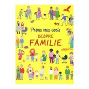 Prima mea carte despre familie