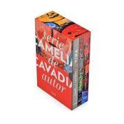 Serie de autor Camelia Cavadia (3 volume)