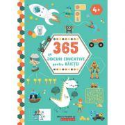 365 de jocuri educative pentru băieței de 4 ani +