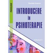 Introducere in psihoterapie, volumul 2