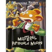 Misterul papirusului negru - Geronimo Stilton