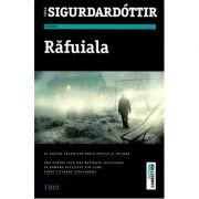 Rafuiala - Yrsa Sigurdardottir