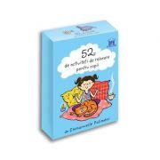 52 de Activitati de relaxare pentru copii
