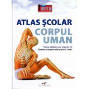 Atlas scolar, corpul uman