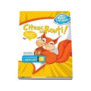 Citesc cu Ronti - caiet de lectura si aplicatii clasa a III-a