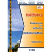 Matematica - Probleme si Teste - Evaluare Nationala - Clasa a VIII-a (Sem. 2)