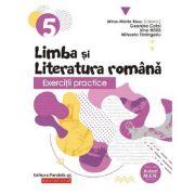 Exercitii practice de limba romana, clasa 5 - Mina-Maria Rusu, Geanina Cotoi