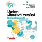 Exercitii practice de limba romana, clasa 6 - Mina-Maria Rusu, Geanina Cotoi