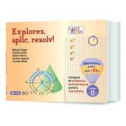 Explorez, aplic, rezolv! - Culegere de probleme, teste și resurse pentru portofoliu, clasa a VI-a, partea a II-a