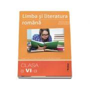 Limba si literatura romana. Clasa a VI-a, caiet de lucru pe unitati de invatare