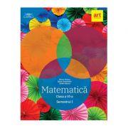 Clubul matematicienilor. Matematica pentru clasa a VI-a, semestrul I (2019) - Marius Perianu