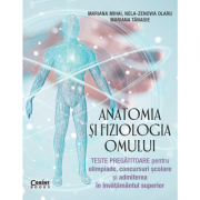 Anatomia și fiziologia omului - Teste pregătitoare