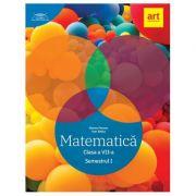 Clubul matematicienilor. Matematica pentru clasa a VII-a, semestrul I (2019) - Marius Perianu