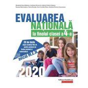 Evaluarea Națională 2020 la finalul clasei a IV-a. 20 de teste după modelul M. E. N. pentru probele de limba română și matematică