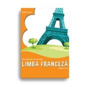 Limba franceza. Exercitii de conversatie, clasa a VI-a - Georgeta Loredana Burda