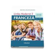 Limba moderna 2, Limba Franceza. Manual pentru clasa a VII-a - Gina Belabed