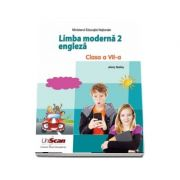 Limba moderna 2 engleza - manual de engleza pentru clasa a VII-a - Jenny Dooley