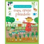 Prima mea carte despre cum cresc plantele - Felicity Brooks