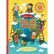 Primul meu atlas ilustrat - Catherine Bruzzone