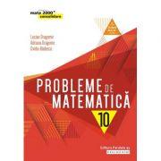 Probleme de matematică pentru clasa a 10-a - Consolidare - Lucian Dragomir
