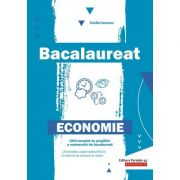 Bacalaureat Economie 2020 - Ghid complet de pregatire a examenului de bacalaureat. 25 de teste, după modelul M. E. N.