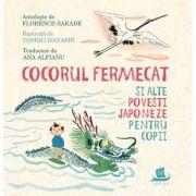 Cocorul fermecat și alte povești japoneze pentru copii