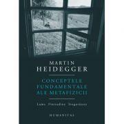 Conceptele fundamentale ale metafizicii