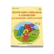 Dezvoltarea limbajului si a comunicarii. Caiet de lucru pentru 5-6 ani - Valeria Cinca