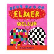 Elmer și Wilbur - David McKee