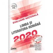 Evaluare naţională 2020. Limba şi literatura română - Viorica Avram