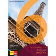 Limba Franceza L2 - Manual pentru clasa a 6-a - Laureda Kharbache