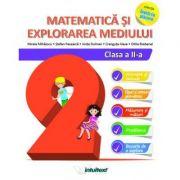 Matematică și explorarea mediului clasa a II-a (Inveti cu placere)