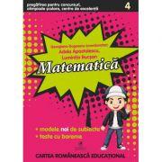 Matematica clasa a IV-a - Pregatirea pentru concursuri, olimpiade scolare - Georgiana Gogoescu