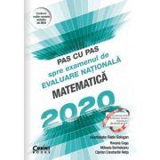 Pas cu pas spre examenul de evaluare națională, matematică 2020