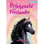 Prinţesele din Ponilandia. Steaua muzicii -Chloe Ryder