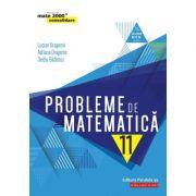 Probleme de matematică pentru clasa a XI-a - Ovidiu Badescu